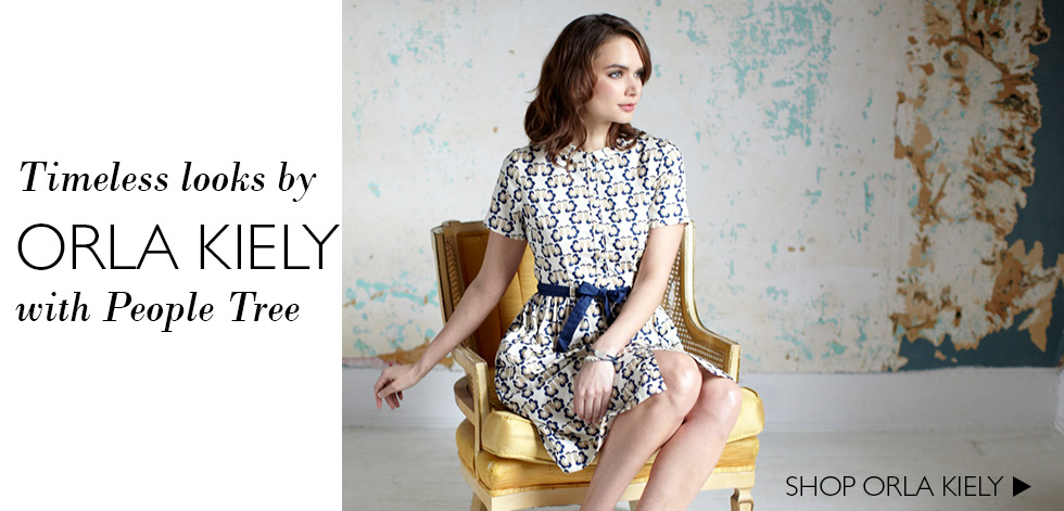 orla kiely designer collaboration