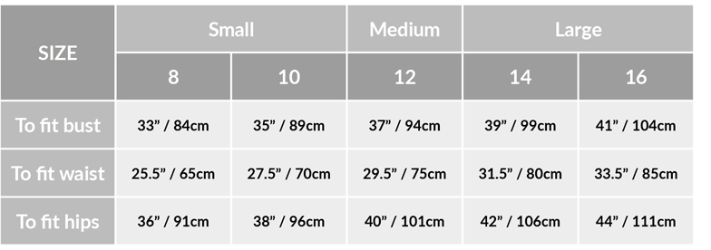 4c54c240fb People Tree - Size and Fit