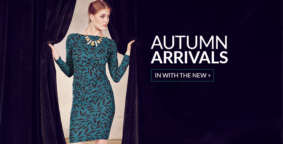 shop autumn arrivals