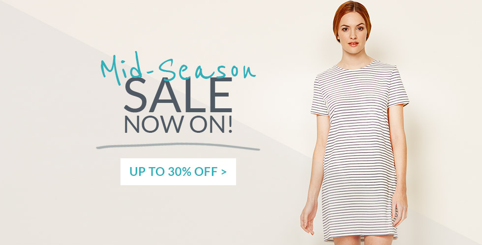 Our Mid-Season Sale is now on! Shop up to 30% off >