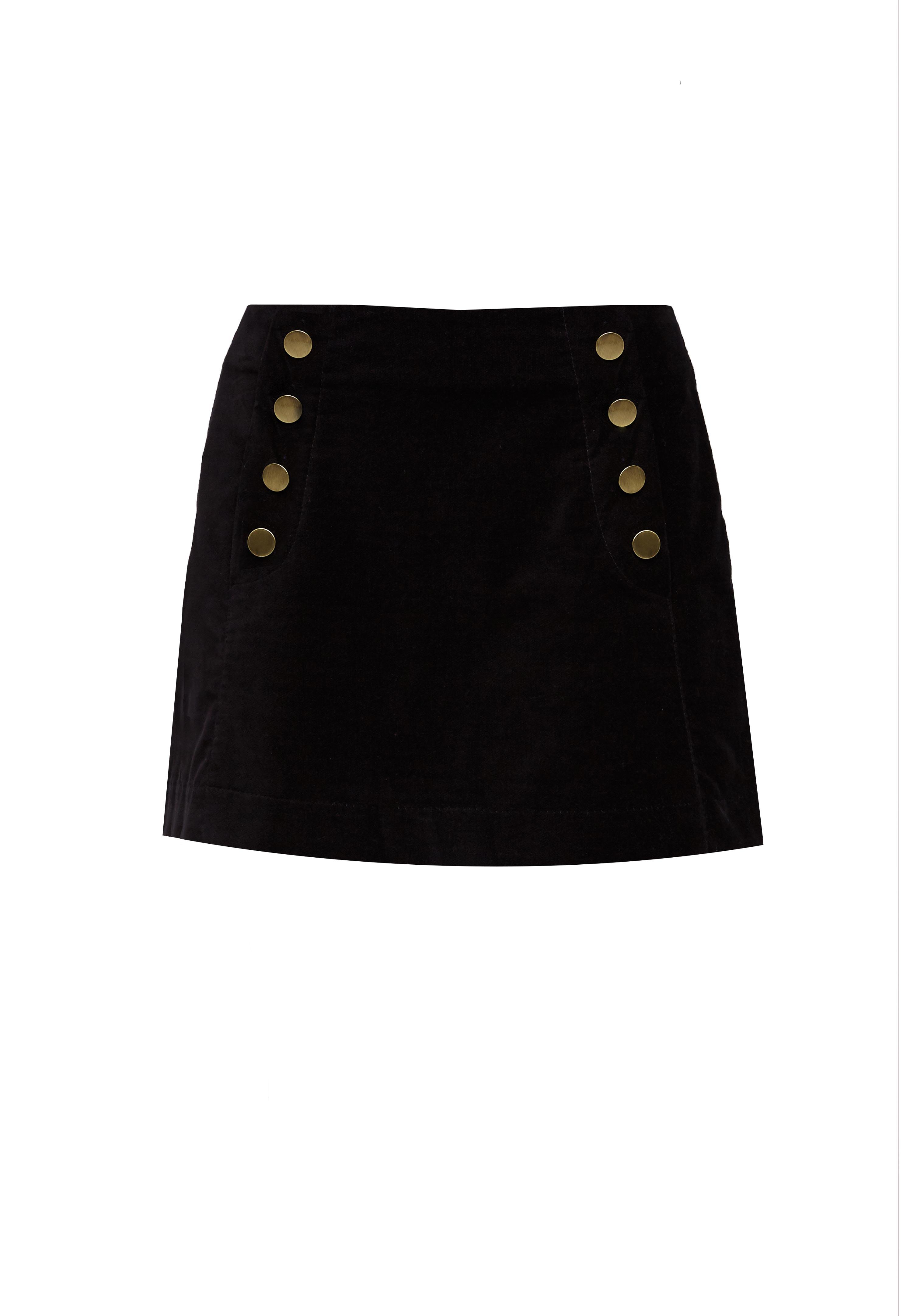 Layla Velvet Skirt