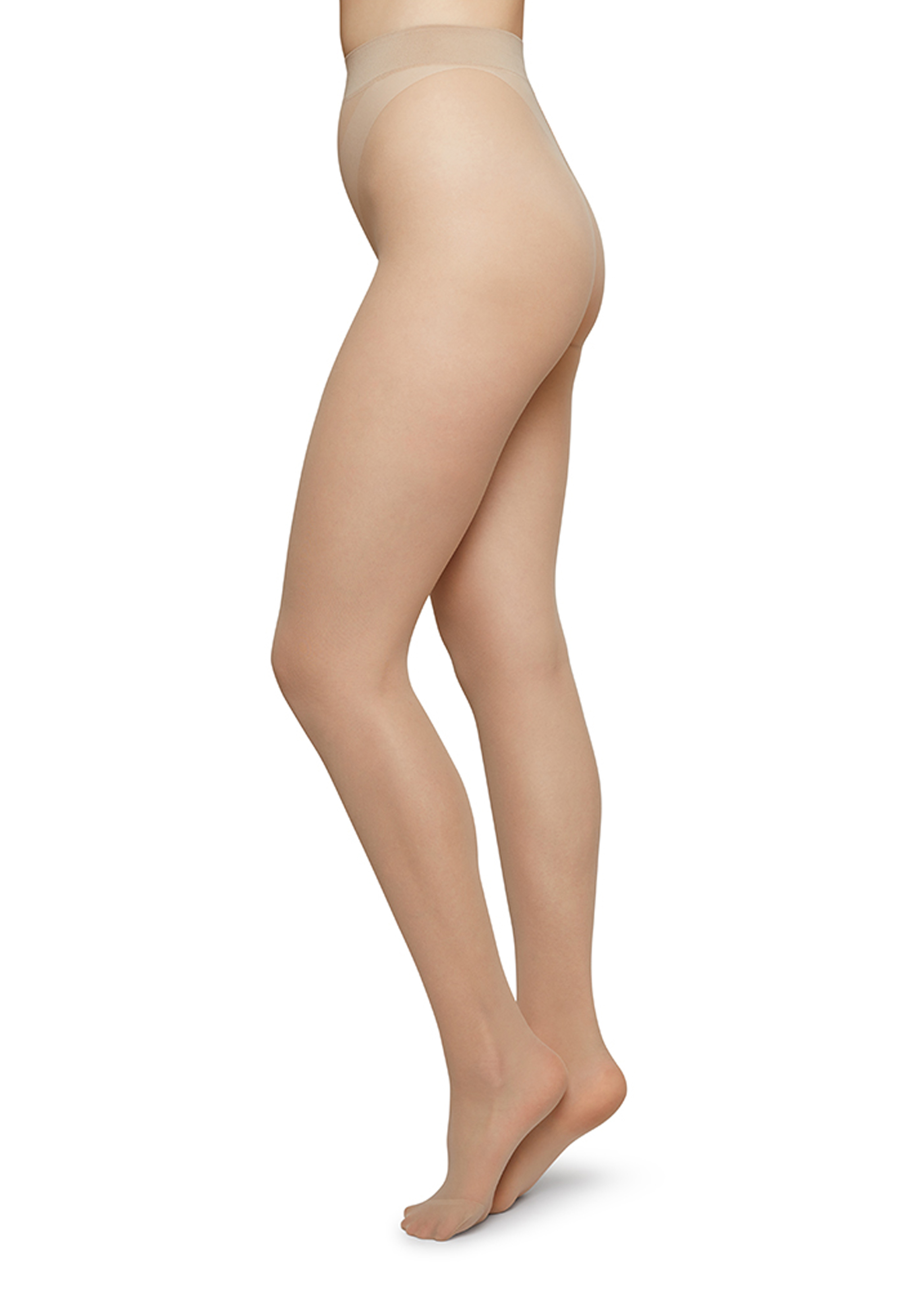 Swedish Stockings 20 Denier Innovation Tights in Beige