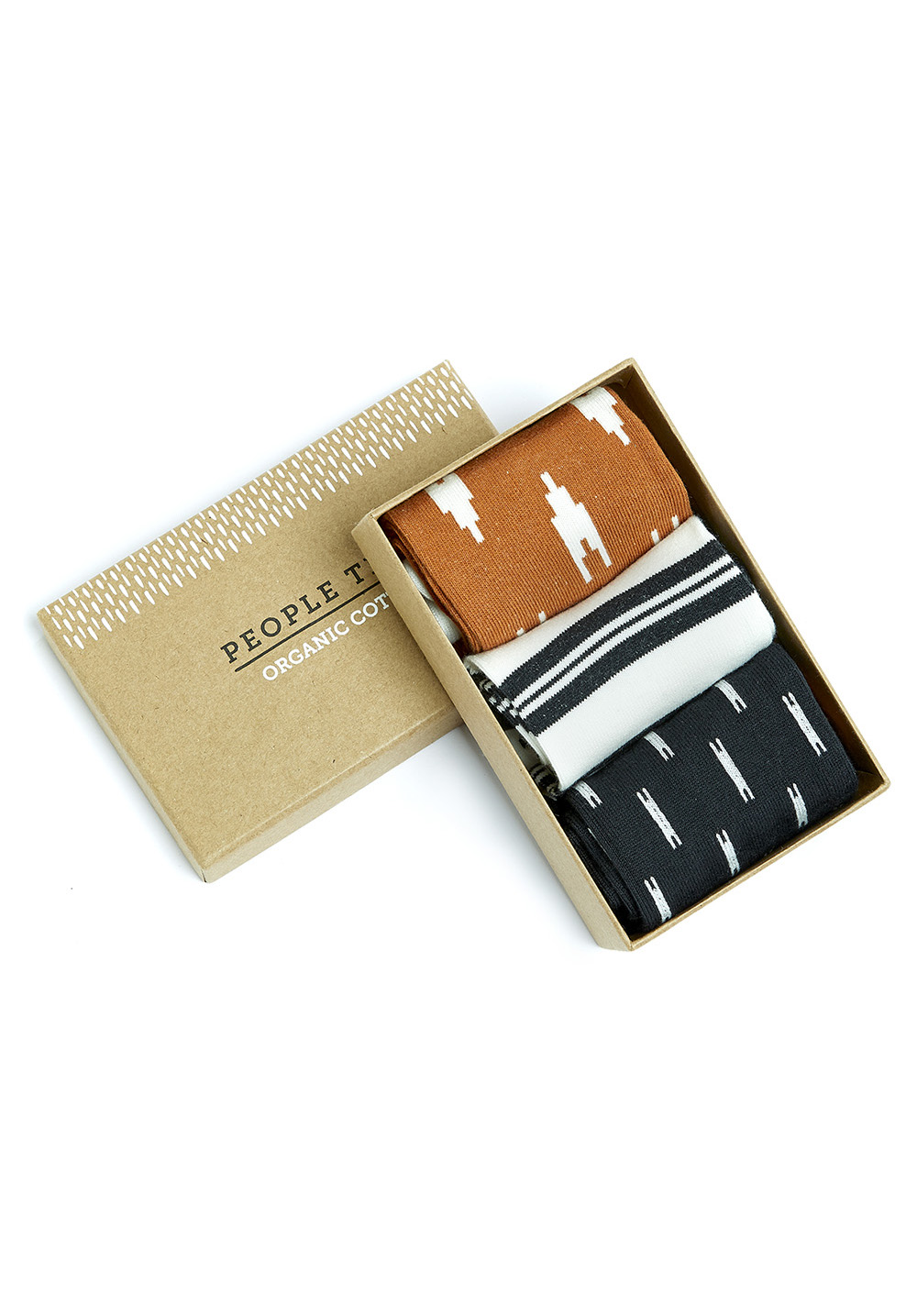 Summer Socks Set of 3 in box 35-38