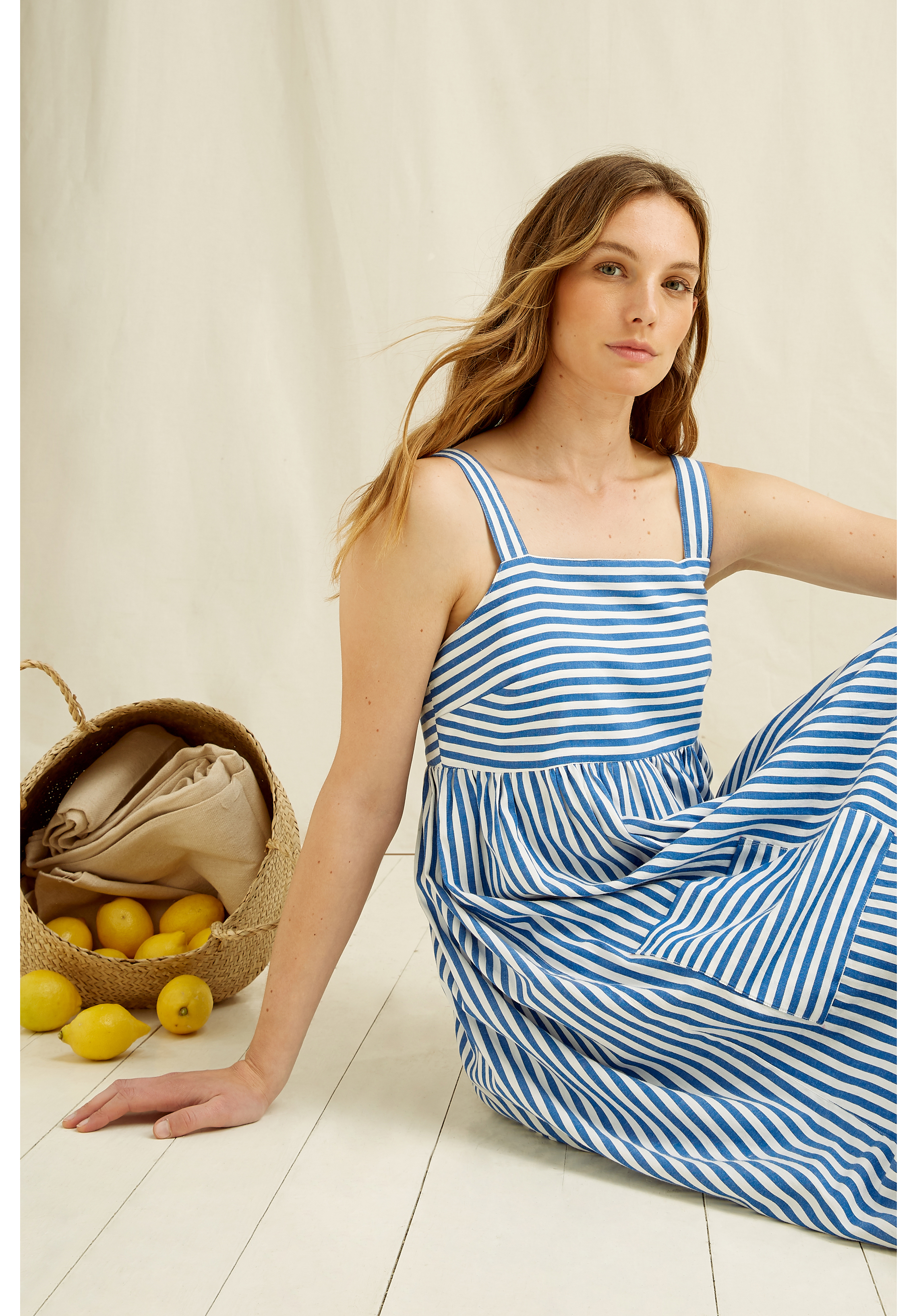 Luella Stripe Dress