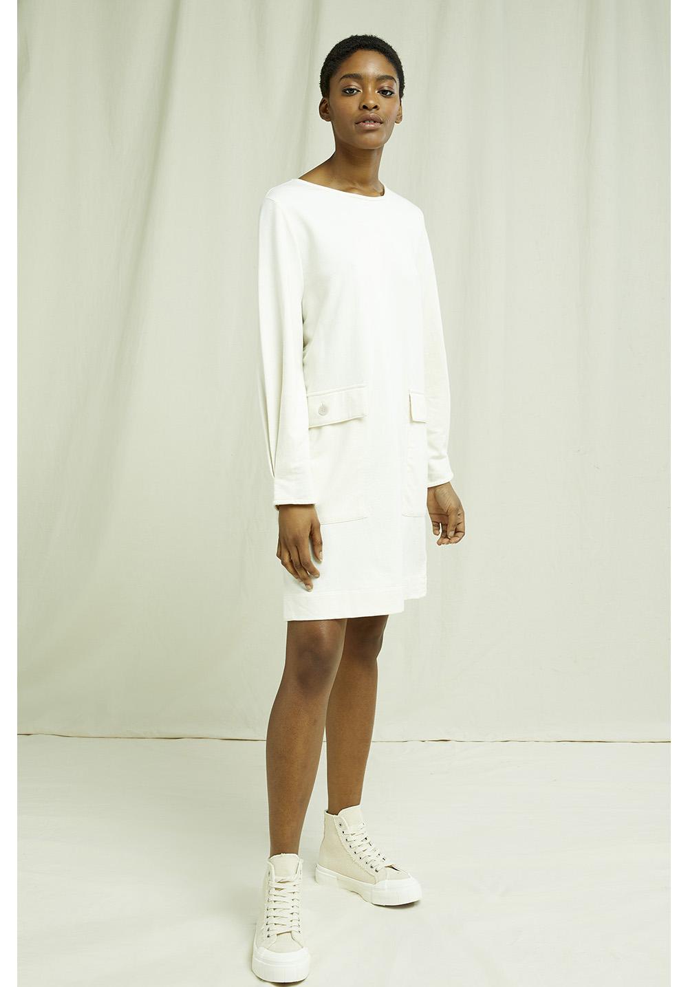 Meera Fleece Dress 14