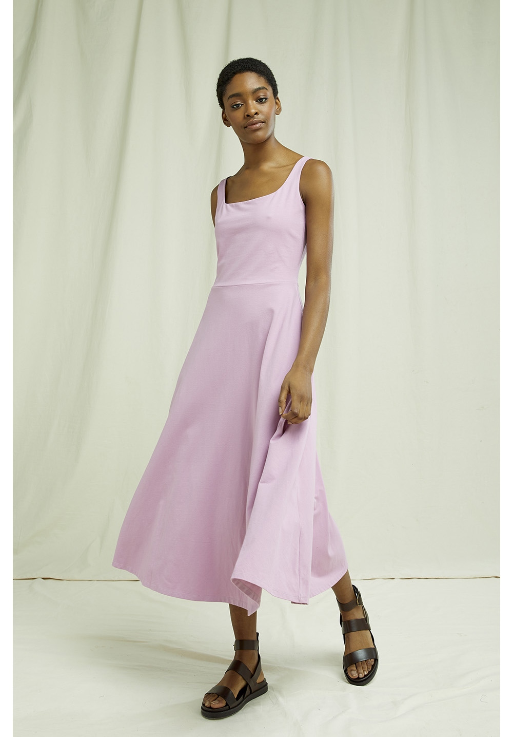 Tyra Dress In Pink 12