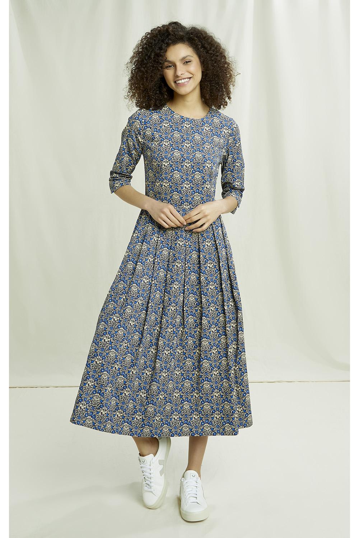 V & A Millefleur Midi Dress
