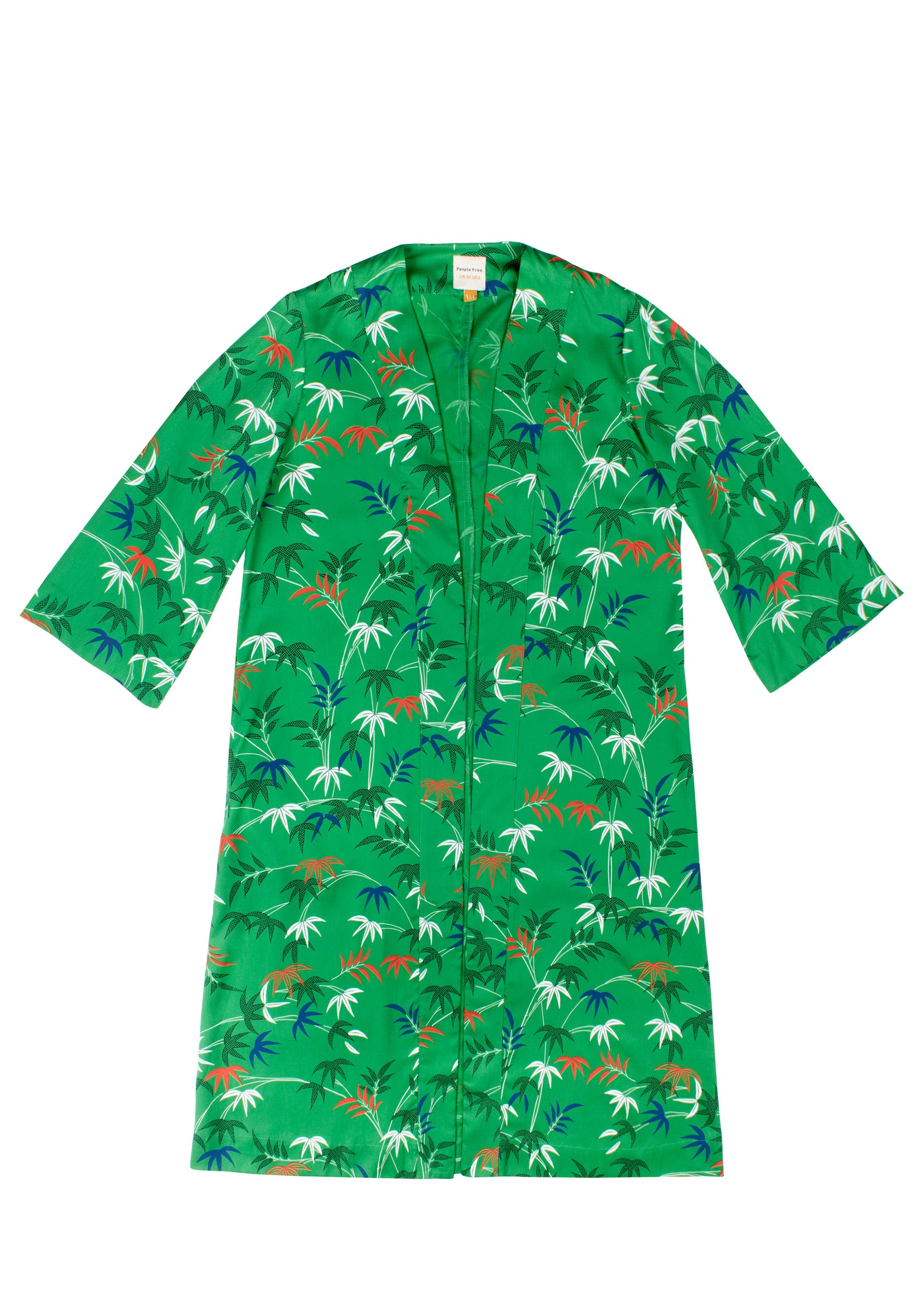 V & A Bamboo Print Jacket