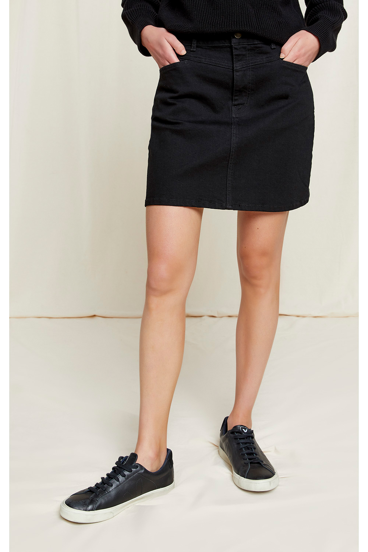 Nettie Skirt in Black 8