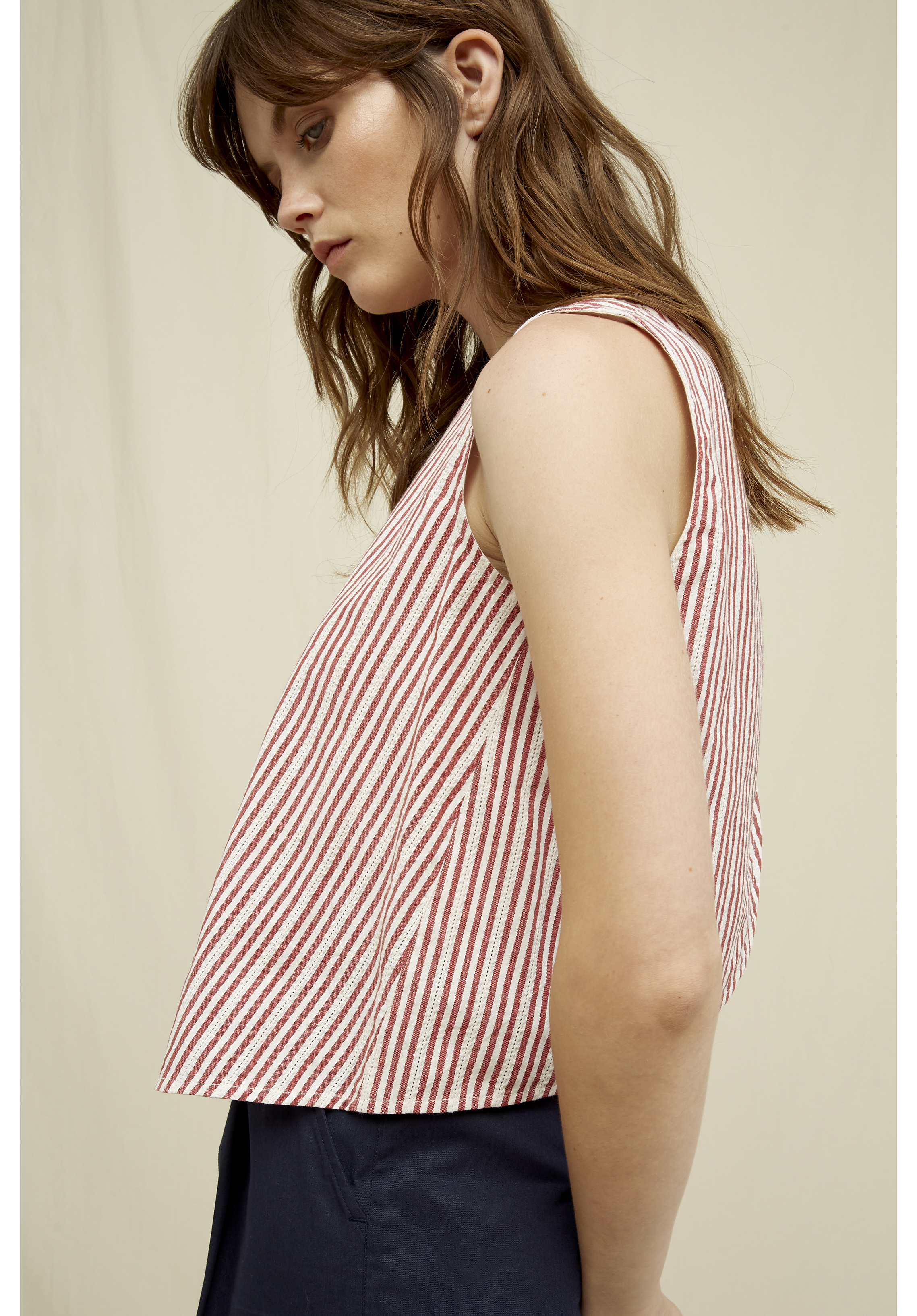Tavi Stripe Top 16