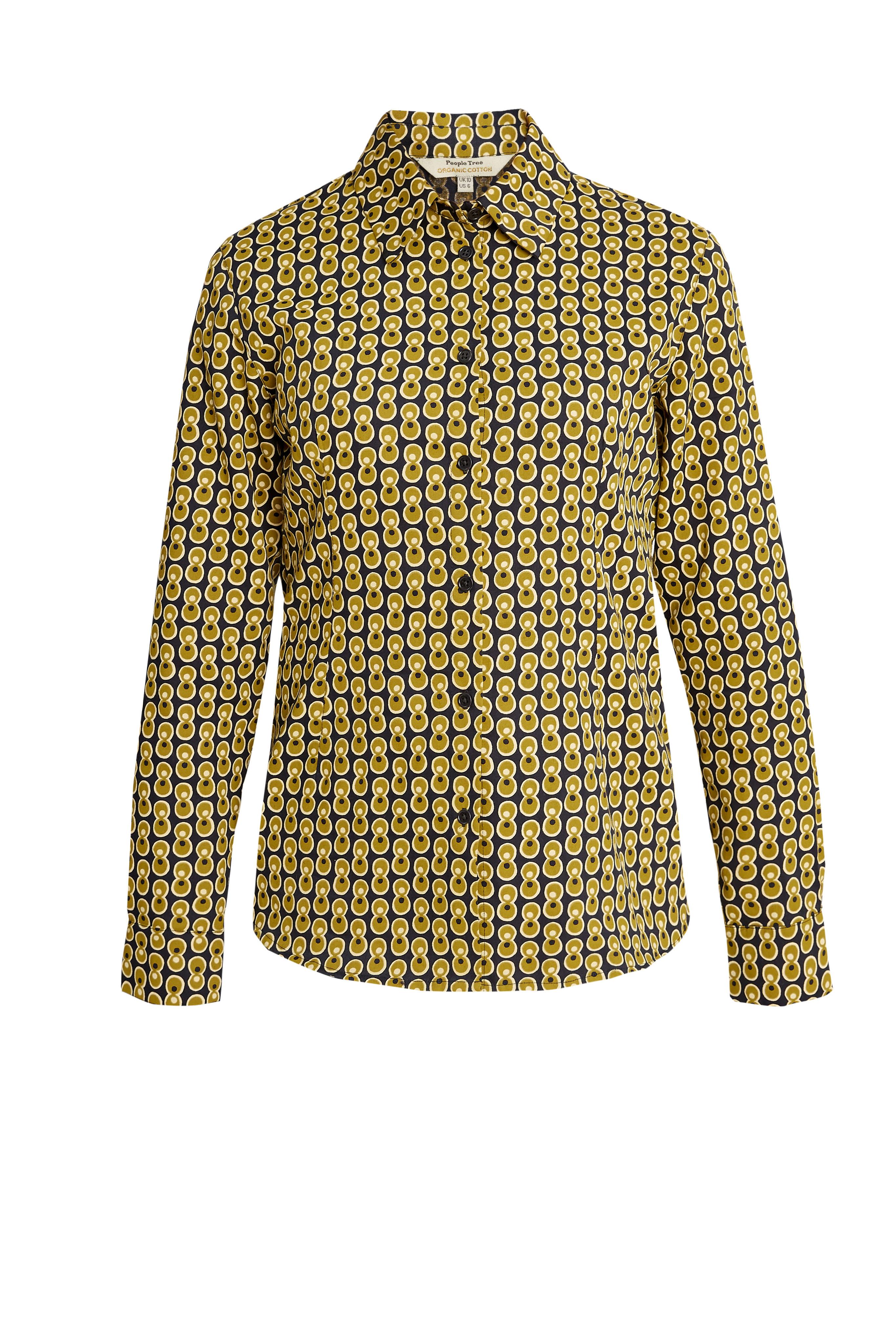 V & A Cosmic Print Shirt 8