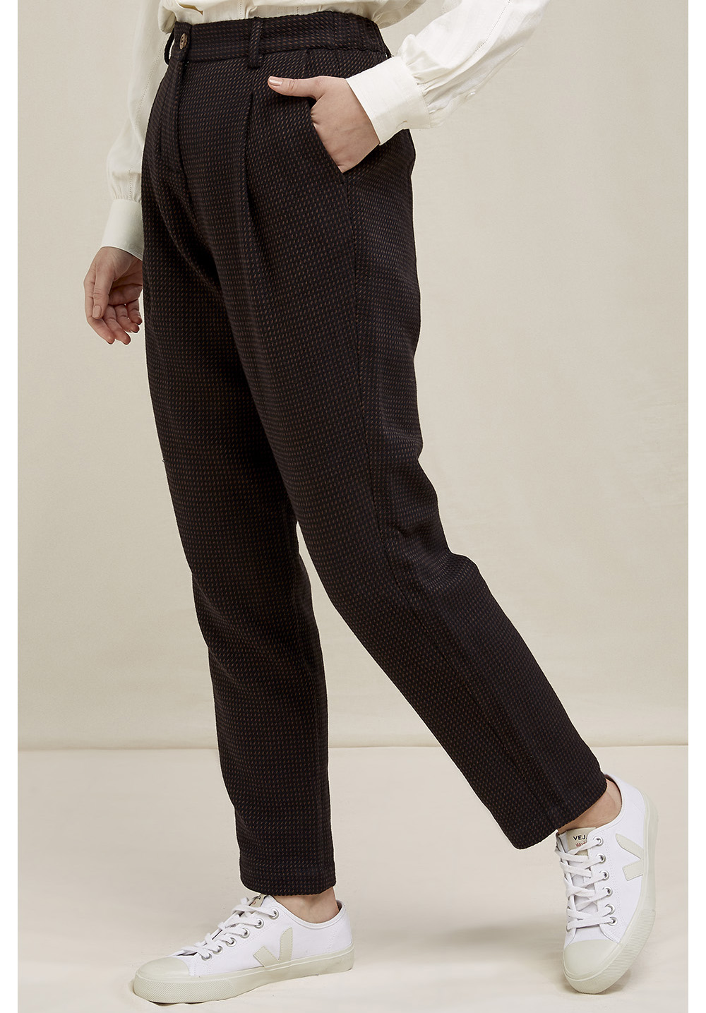 Annis Tapered Trousers 12