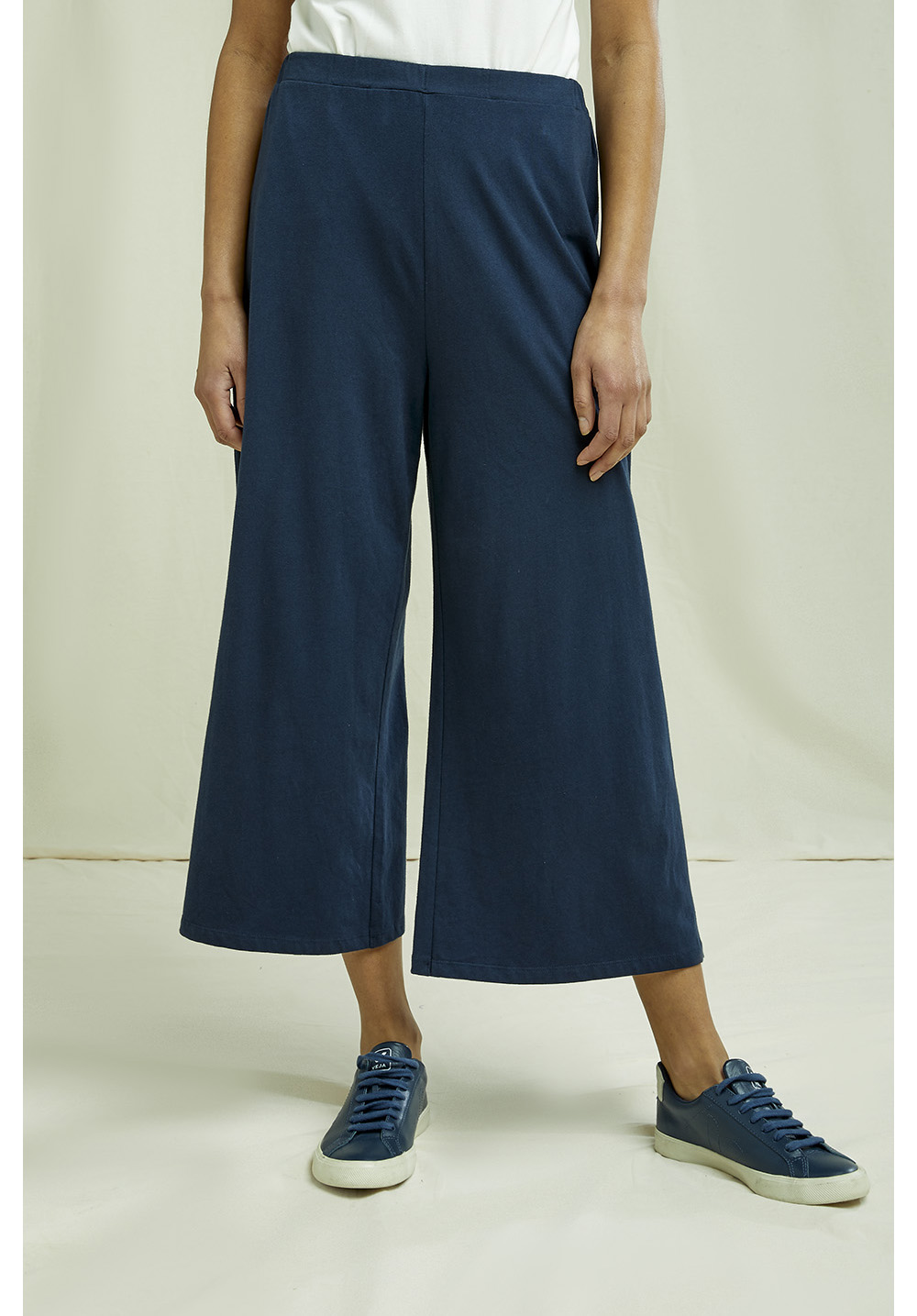 Chandre Trousers in Navy 10
