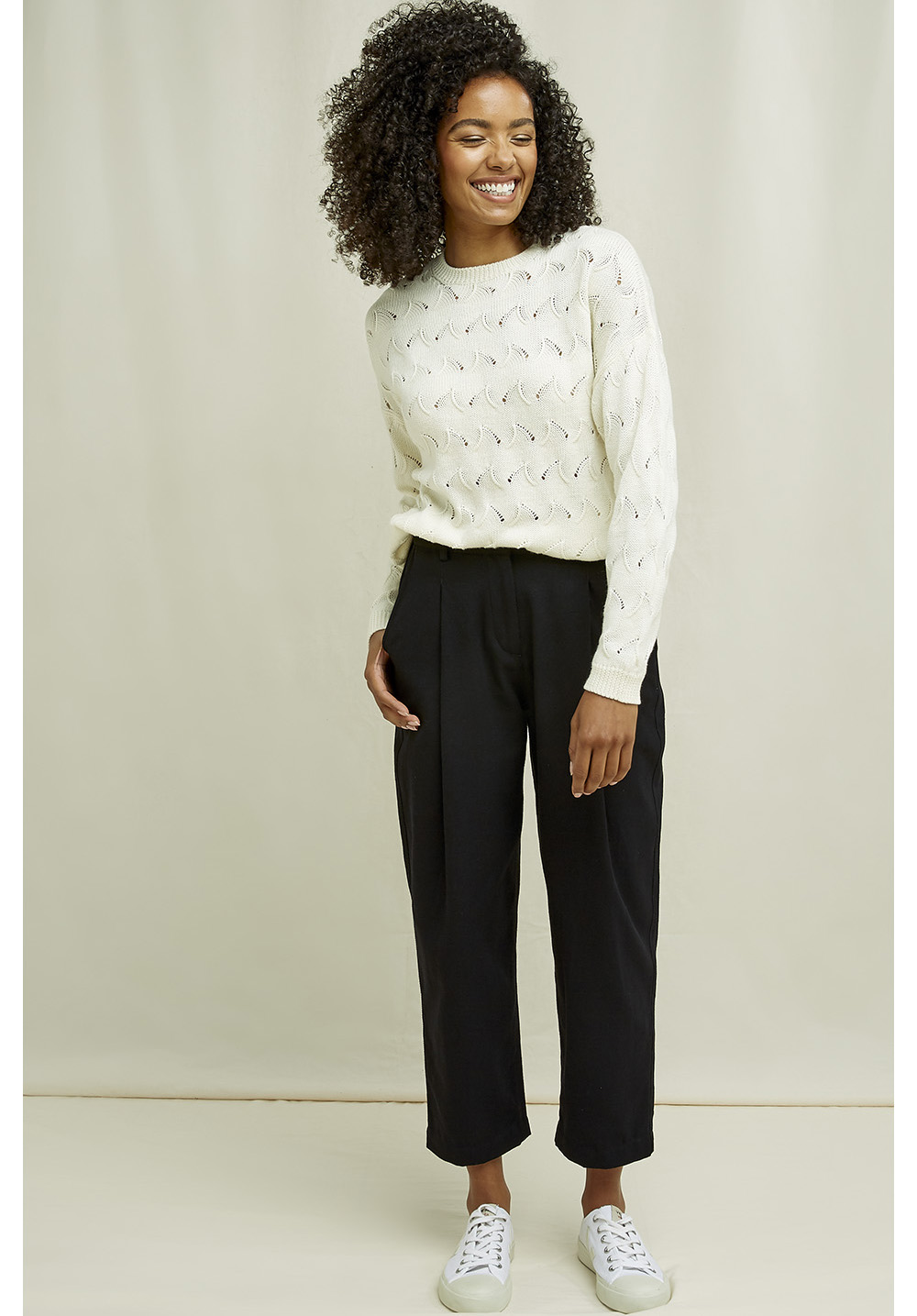 Helka Tapered Trousers 12