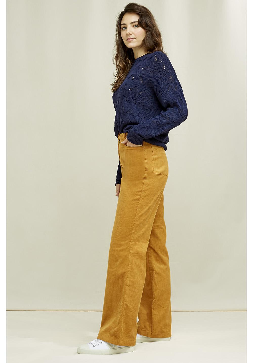 Luna Corduroy Trousers 8
