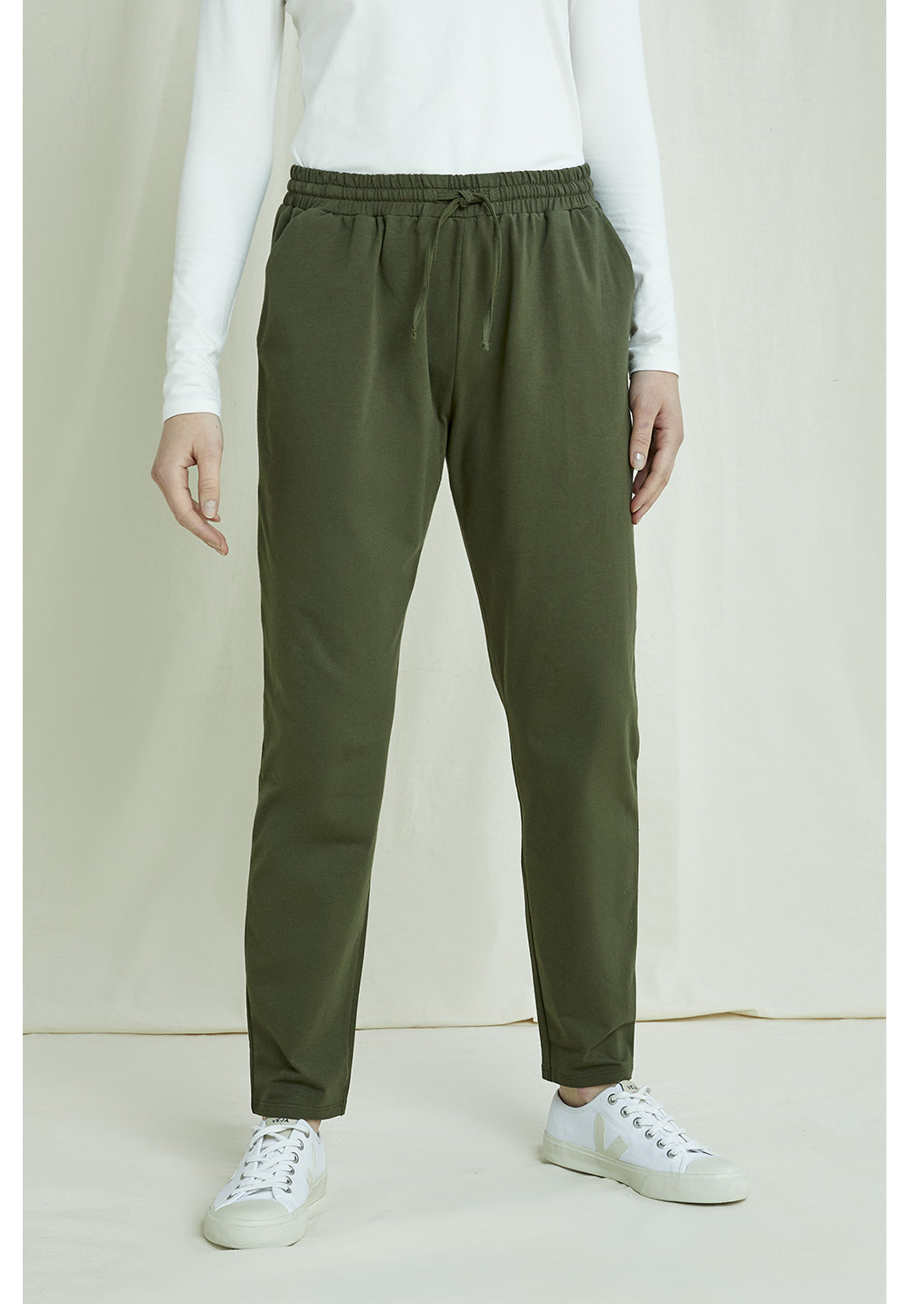 Sasha Trousers in Khaki