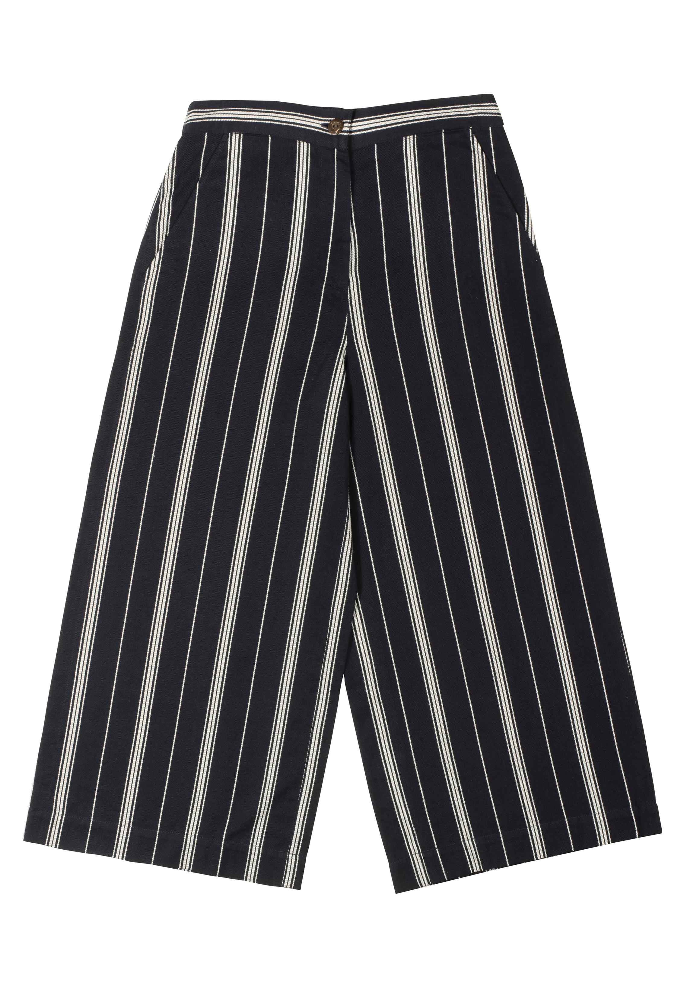 Shauna Stripe Trousers 8
