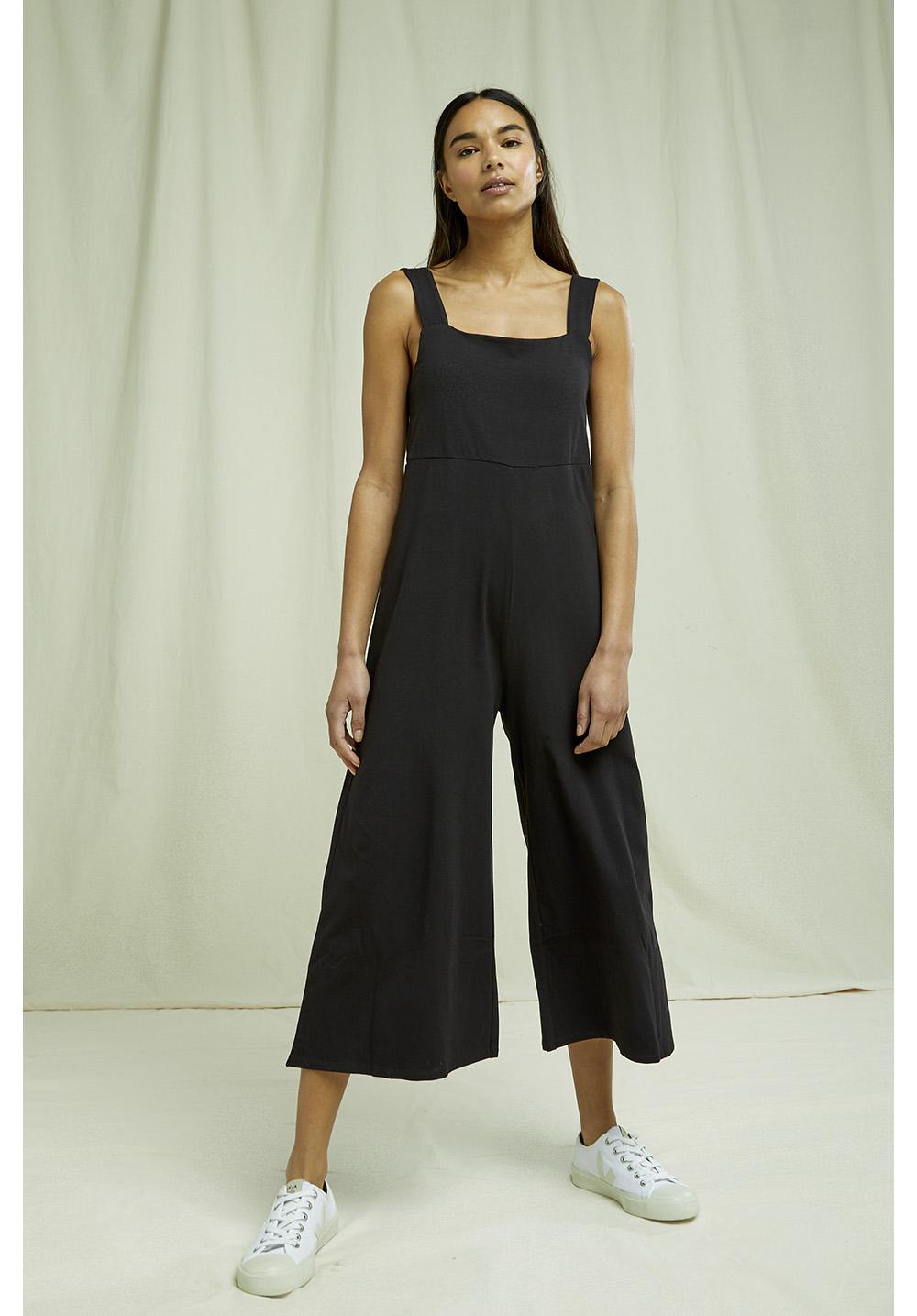 Diana Black Jumpsuit 12