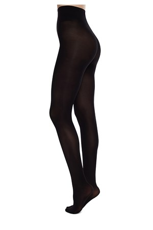 Swedish Stockings 50 Denier Innovation Tights in Black