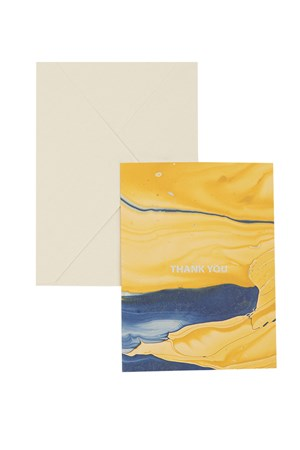 Thank You Card (Set Of Two)