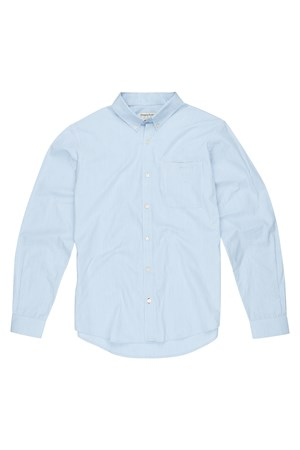 Corey Stripe Shirt in Blue