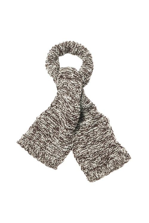Bailey Chunky Knit Scarf from People Tree