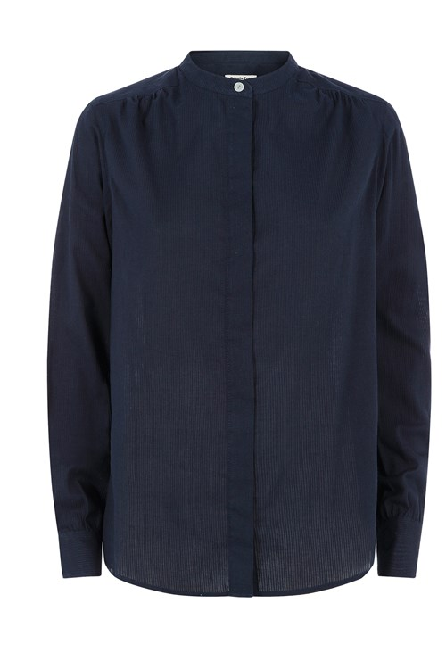 Celia Shirt in Navy