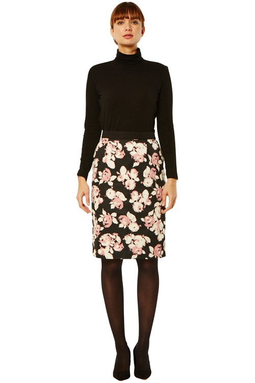 Myla Rose Print Skirt