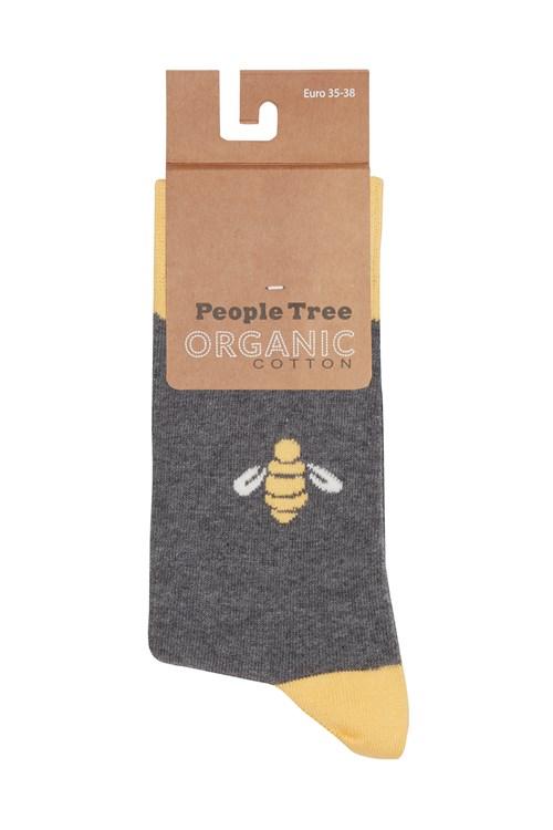 Bee Socks from People Tree