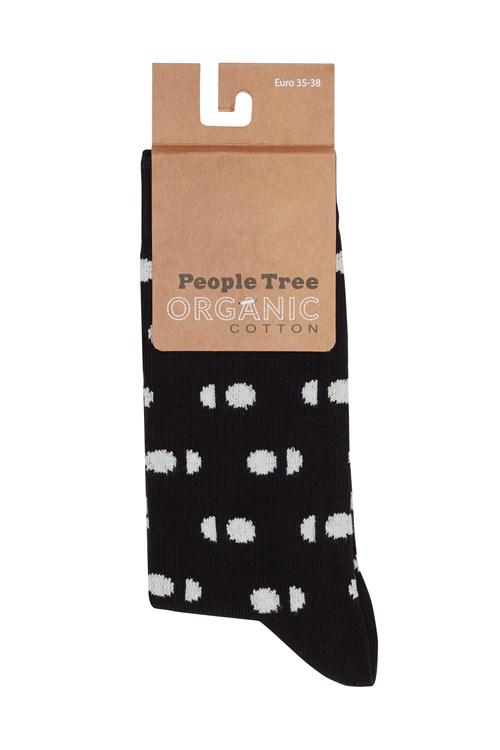 Double Dot Socks from People Tree