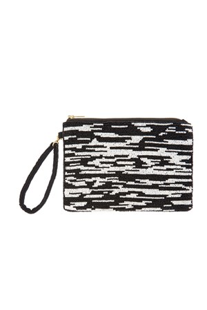 Monochrome Clutch