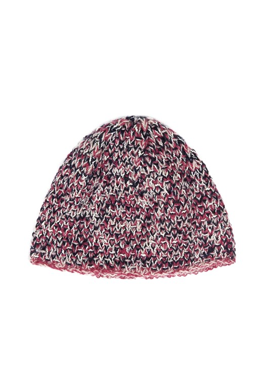 Multi Yarn Beanie Hat from People Tree