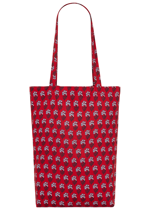 V&A Esther Print Shopping Bag
