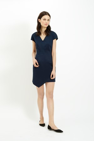 Aspen Dress in Navy
