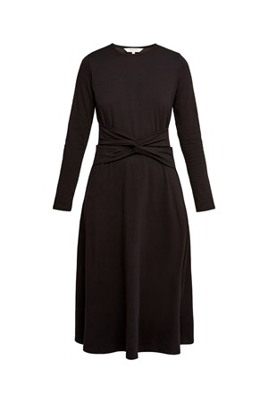 Black Rosalyn Dress