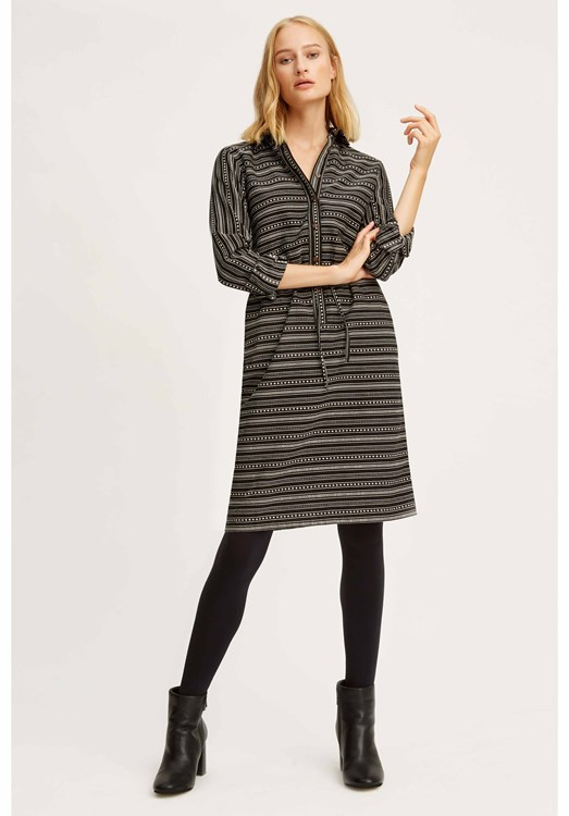 Calla Shirt Dress