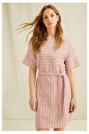 Christabel Stripe Dress
