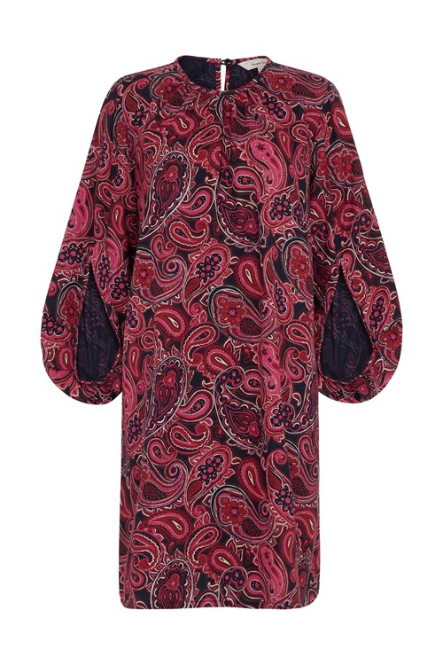 Darby Paisley Dress