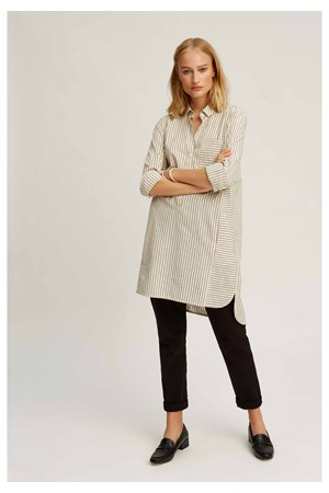 Edith Shirt Dress