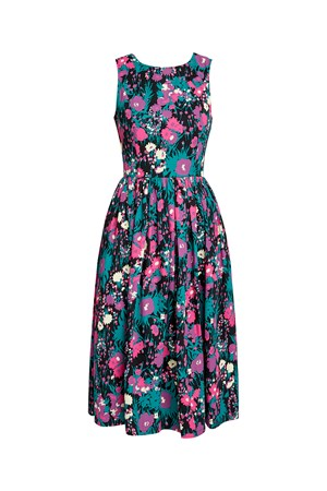 Eleanor Floral Dress