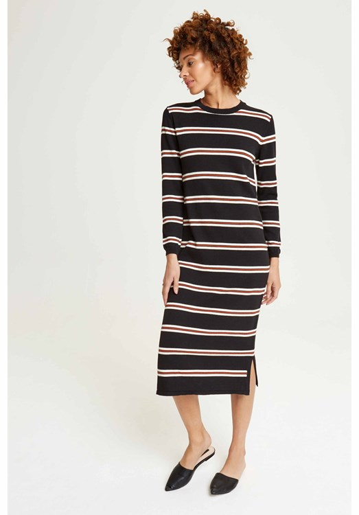 Everly Knitted Dress from People Tree