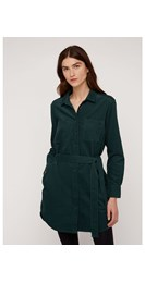 /women/franca-corduroy-shirt-dress-in-green-