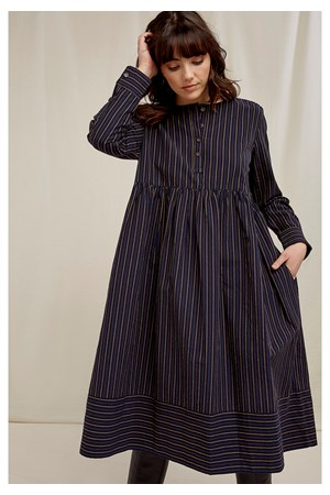 Freja Striped Dress