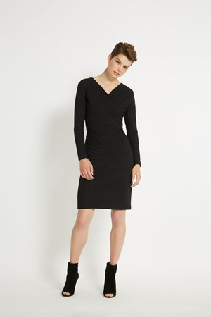 Gillian Dress in Black
