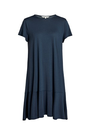 Jenna Dress in Navy