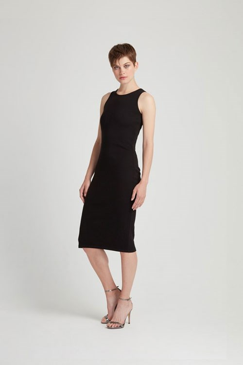 Kinsey Dress in Black