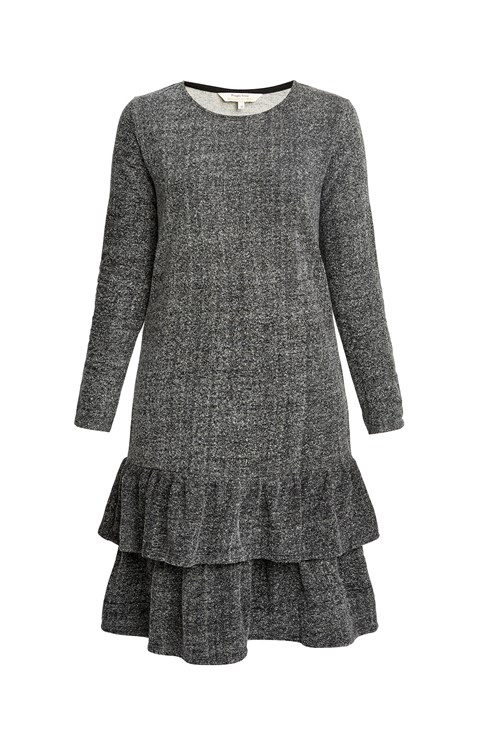 Lona Fleece Dress
