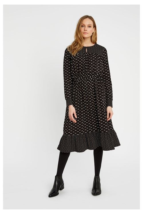 Madison Dot Dress from People Tree