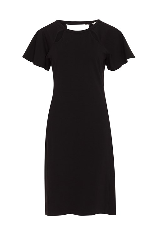 Marguerite Dress in Black