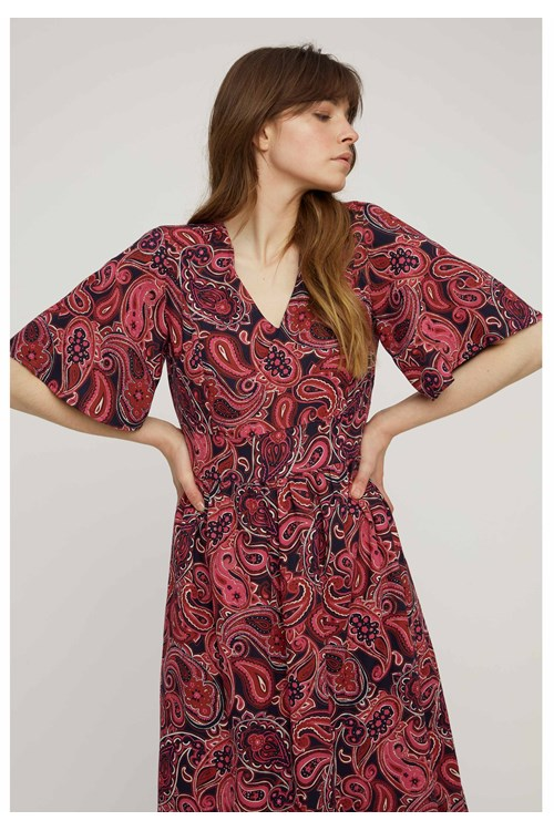 Marianne Paisley Dress from People Tree